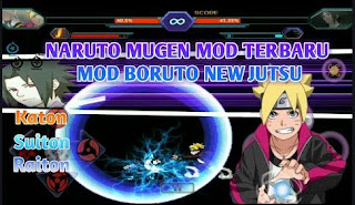 Download Naruto Mugen Mod Boruto Terbaru 2020
