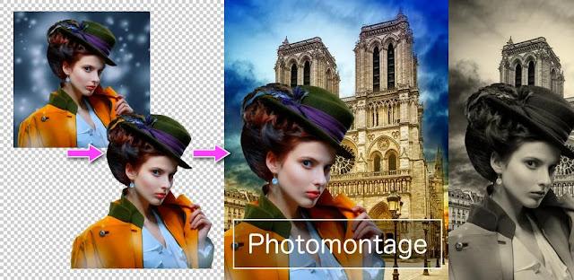 تنزيل PhotoLayers Superimpose ، Background Eraser 2.2.0  تحميل تطبيق ممحاة الخلفية للاندرويد