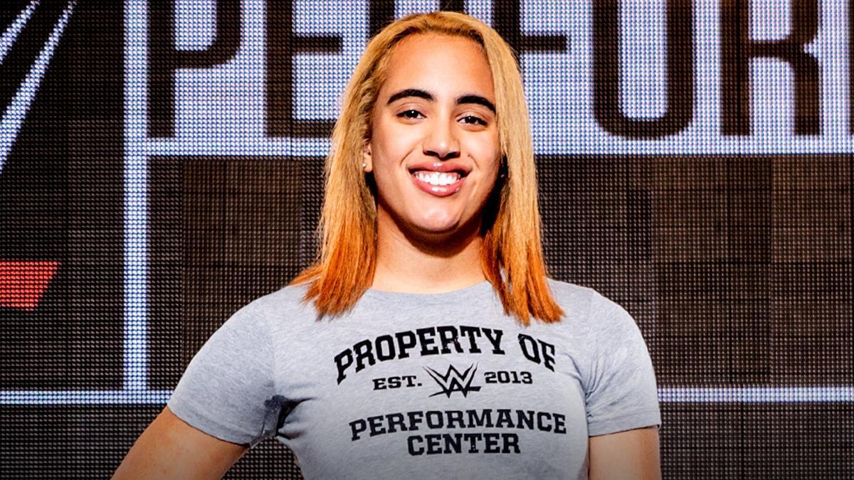 Simone Johnson é apontada como a lutadora que mais evoluiu no WWE Performance Center