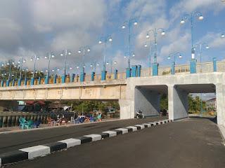 Jembatan Muaro Gandoriah yang siap dibangun