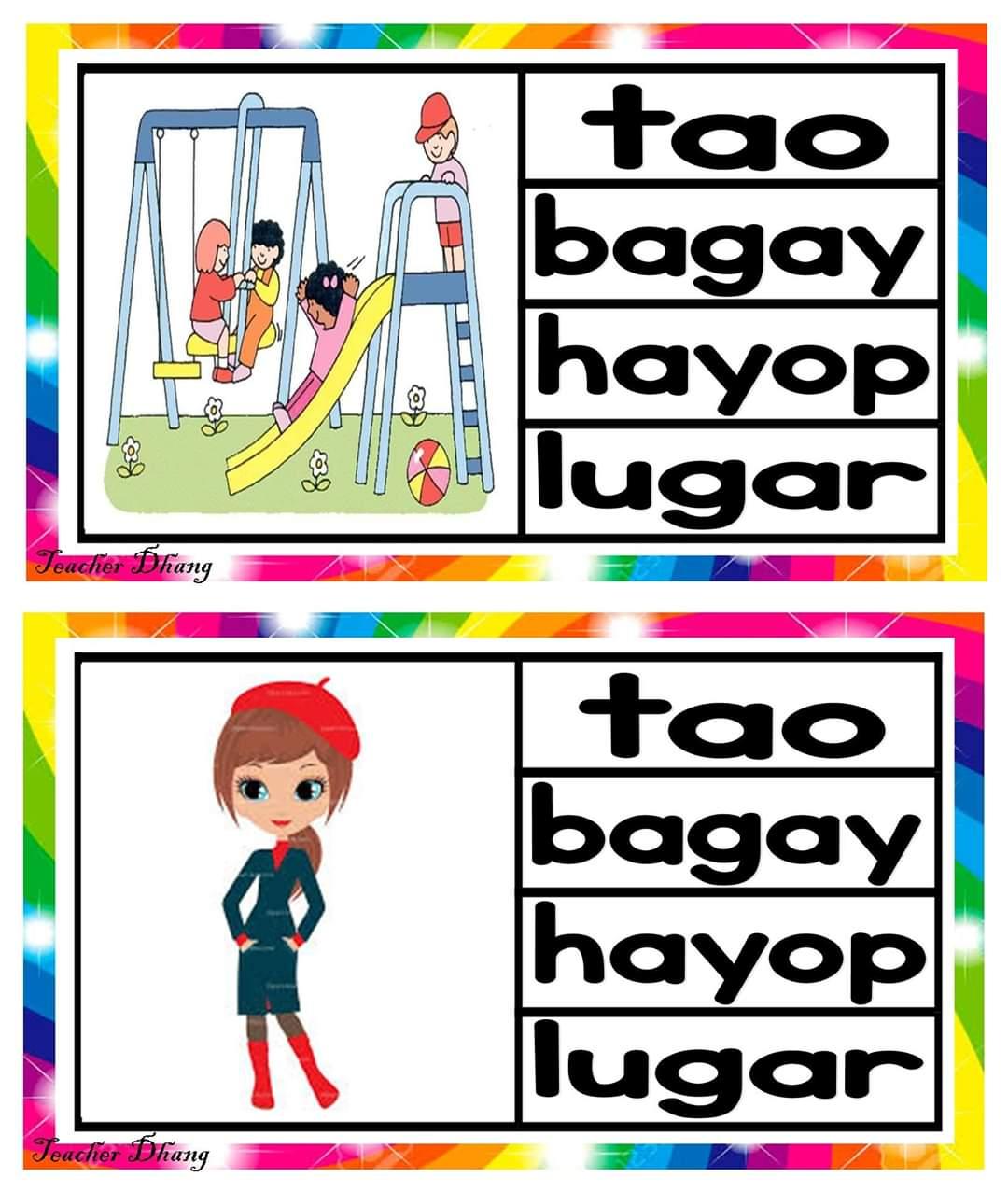Filipino Pangngalan Activities Zipped