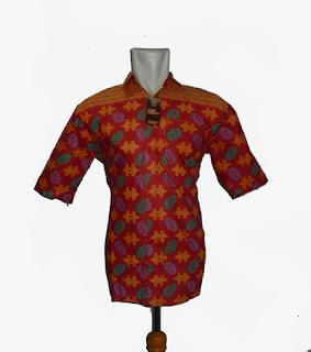 Baju Batik Modern Pekalongan Wanita - Pria