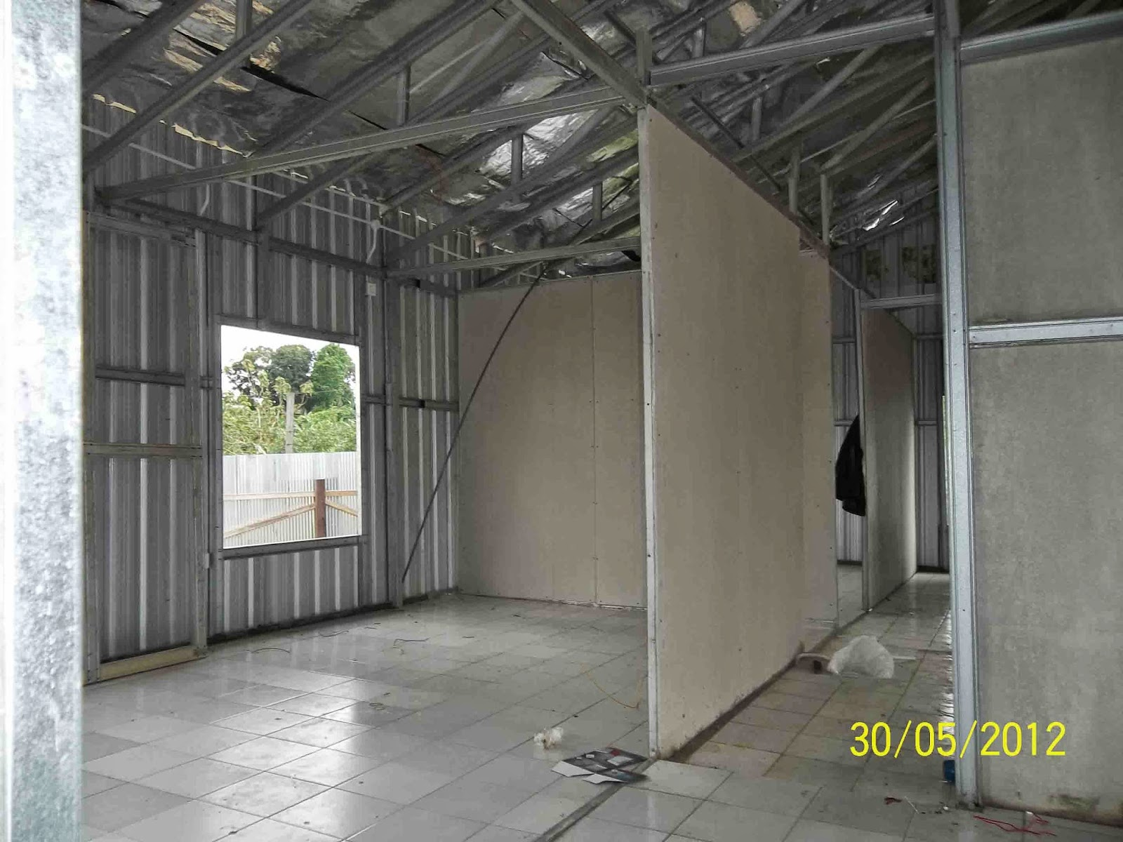 pemasangan sekrup baja ringan gallery - | galvalum atap metal plafon
