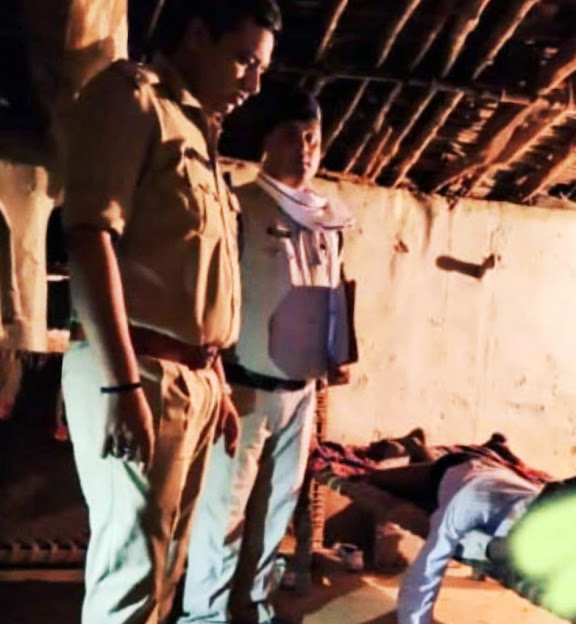 Singrauli goli kand Raat ke 10 baje a Rajabar mein 17 sal ki umra Ko Goli maar di gai jisse Ho gai maut, Updated 24 News