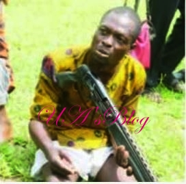 Notorious Kidnapper Who Made Over N50 million From Kidnapping Captured In Imo State (Photo)