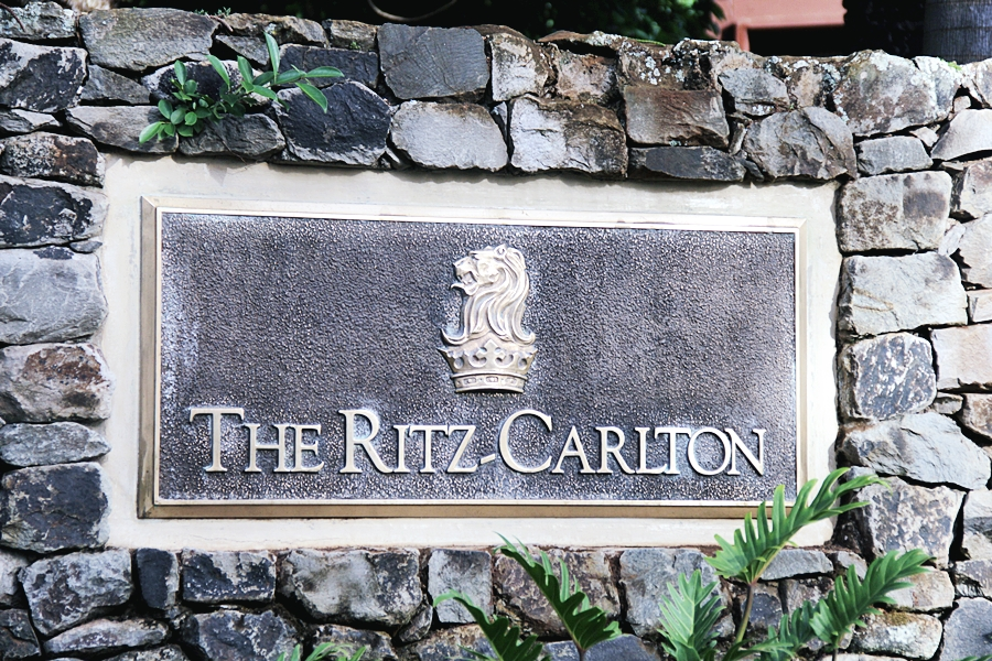 the ritz carlton maui