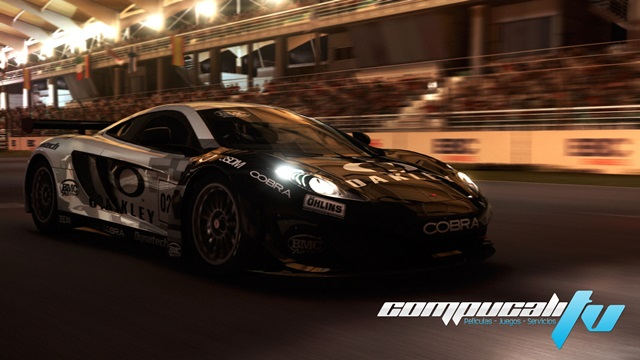 GRID Autosport PS3 Español Región USA