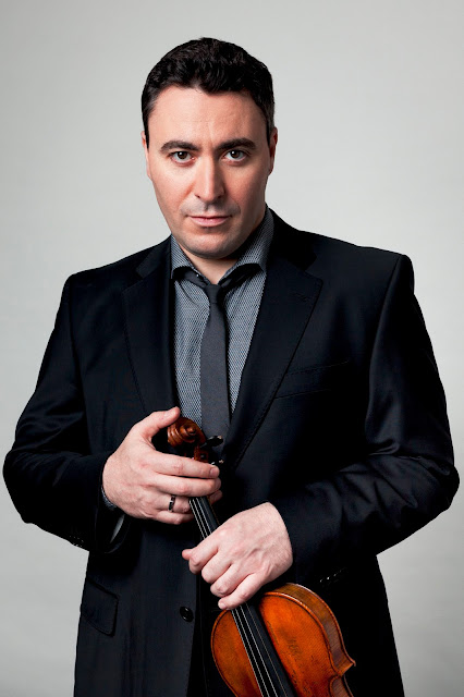 Maxim Vengerov (Photo Benjamin Ealovega)