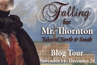 Blog Tour: Falling for Mr Thornton anthology