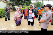 Wabup Jimmy Dorong BBWS dan PJT II Beri Solusi Banjir Cilamaya