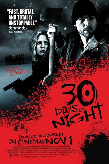 30 Days of Night (2007) Hindi BluRay 1080p 720p & 480p Dual Audio [Hindi & English] | Full Movie