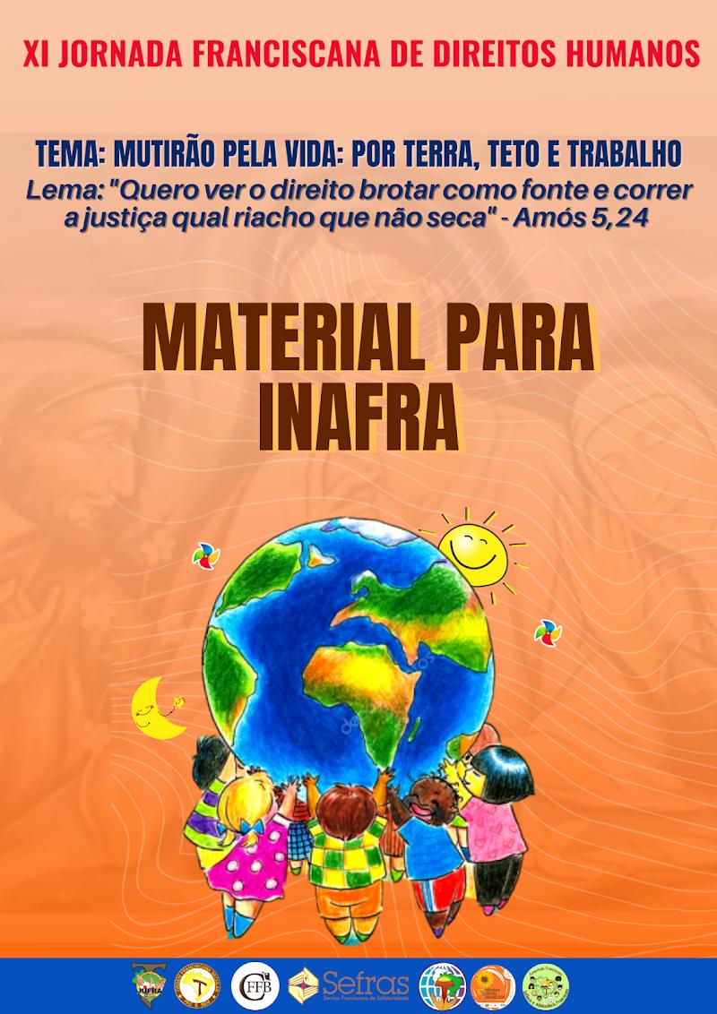 XI Jornada Franciscana Pelos Direitos Humanos - INAFRA