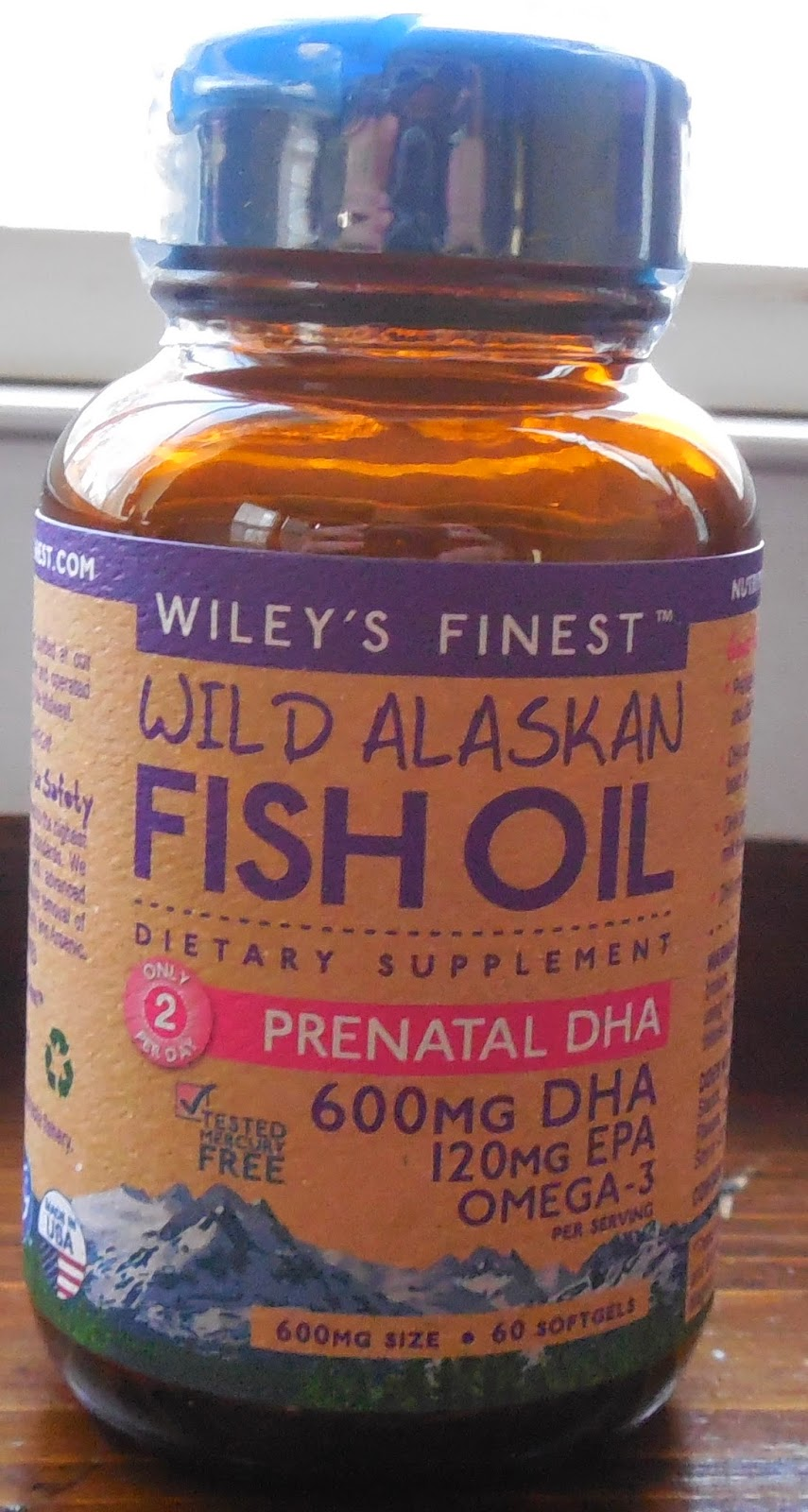 Wiley's Finest Fish Oil