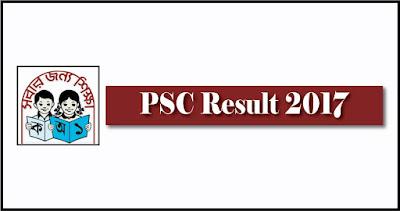 PSC Result 2017