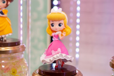 Figuras de Disney mostradas en la 58th Prize Fair - Banpresto