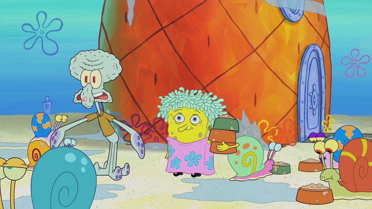 spongebob folgen