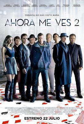 Cartel: Ahora me ves 2 (2016)