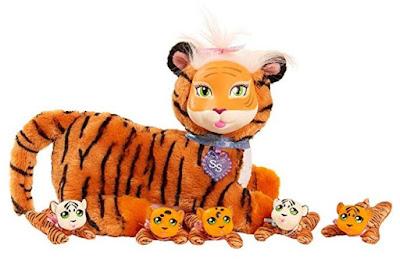 Тигрица Эмбер (Amber Safari Surprise)