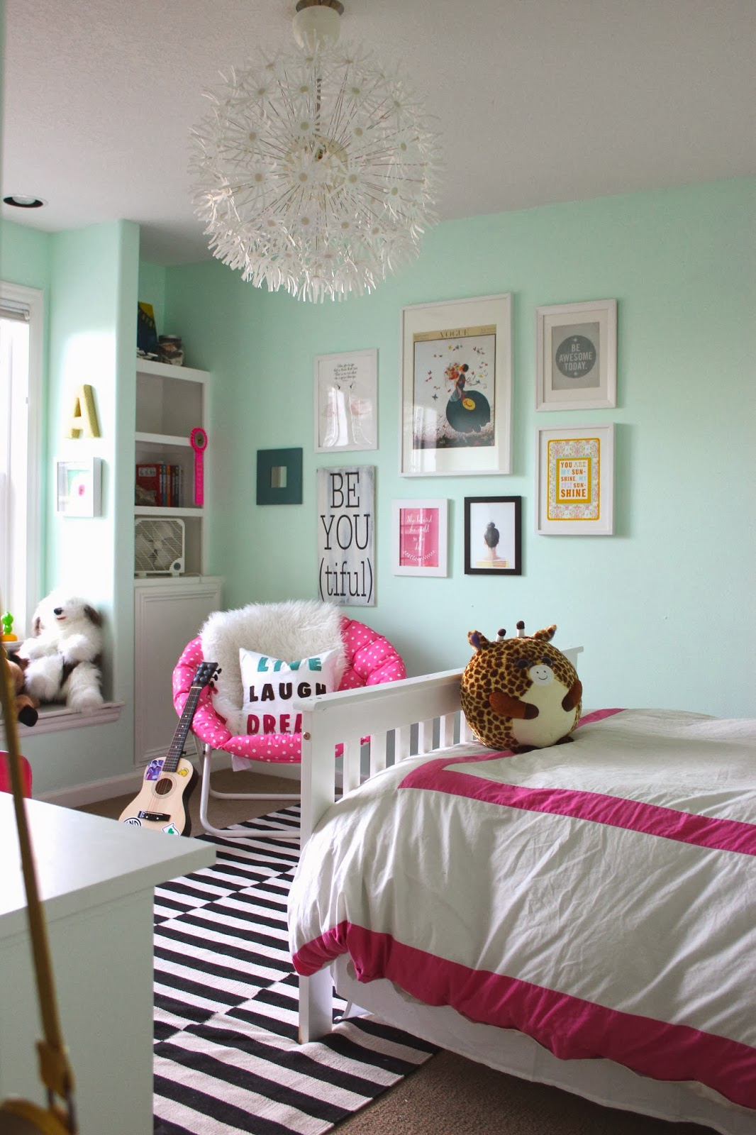 A room fit for a tween forever cottage - Cute tween room ideas ...