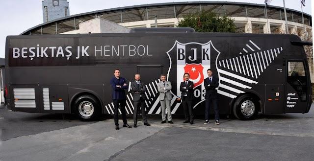 TEMSA, Beşiktaş Sponsoru Oldu