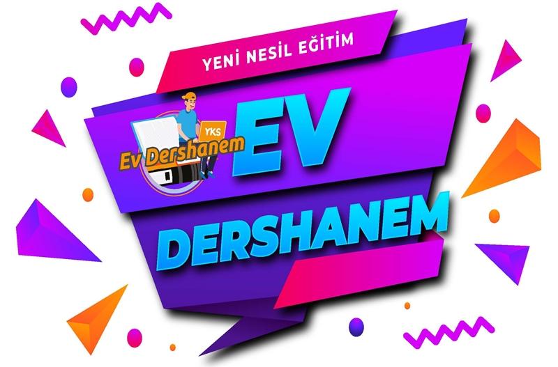 Evden sınavlara hazırlanmak için farklı ve benzeri olmayan ilginç bir sistem : Ev Dershanem