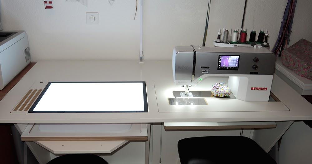 solva kreativ mein neuer n htisch multi. Black Bedroom Furniture Sets. Home Design Ideas