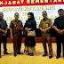 Dikukuhkan Oleh Gubernur Kalsel, Muhammad Syarifuddin Resmi Pjs Bupati  Kotabaru
