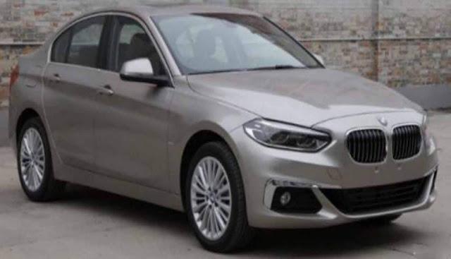 Novo BMW Série 1 Sedan - 120i
