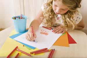 curso de desenho studio do traço porque as crianças desenham