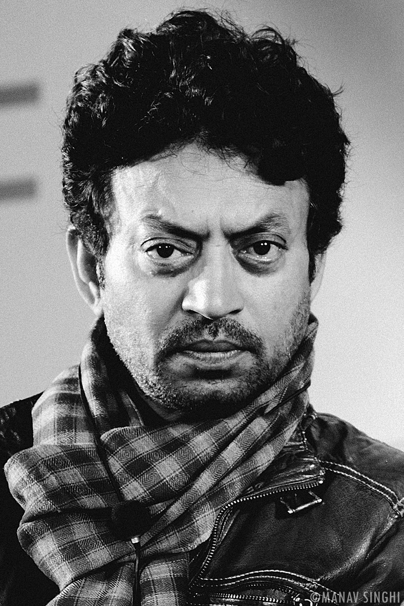 Irrfan Ali Khan (7 January 1967 – 29 April 2020)