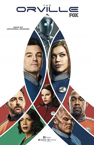 The Orville - 2ª Temporada Legendada Séries Torrent Download capa