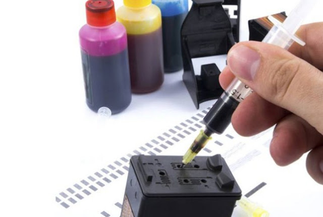 cara mengisi tinta printer canon ip2770
