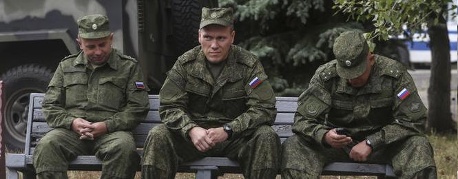 Росії стає не по кишені утримувати армію