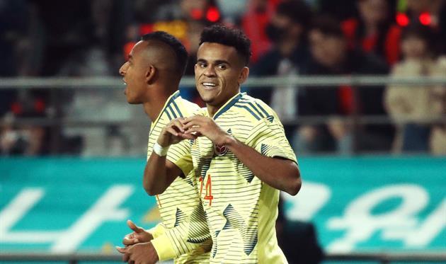 «Зенит» включился в борьбу за вингера сборной Колумбии Диаса