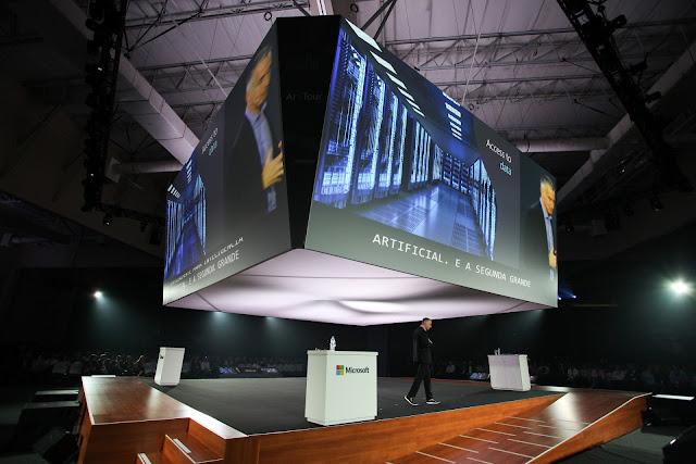 AI + Tour 2019 Brasil