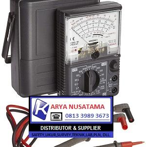 Jual Multitester Analog Hioki 3030-10 di Jepara