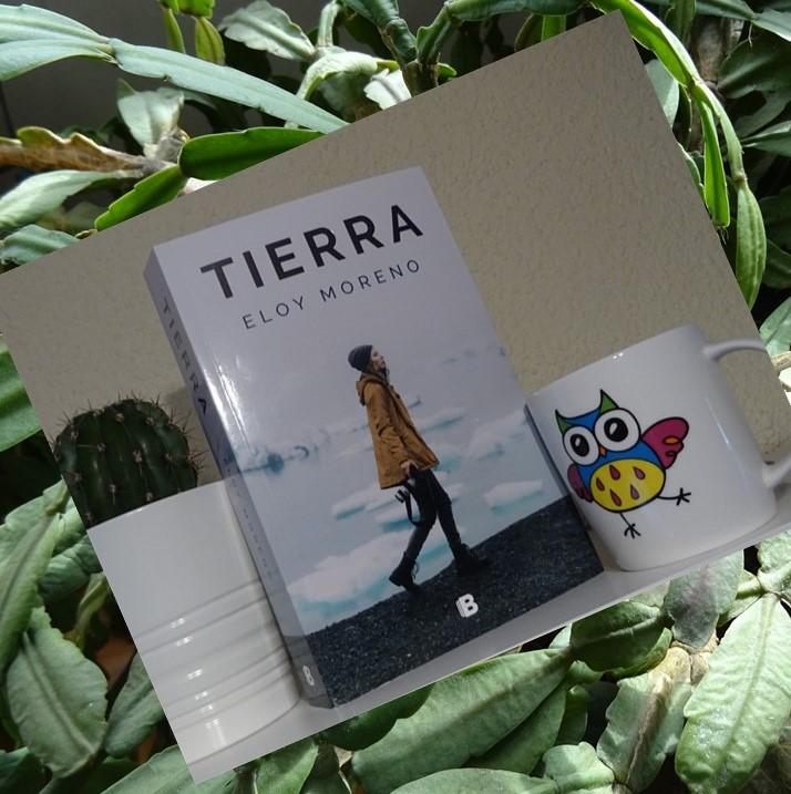 El Búho Entre Libros Tierra Eloy Moreno