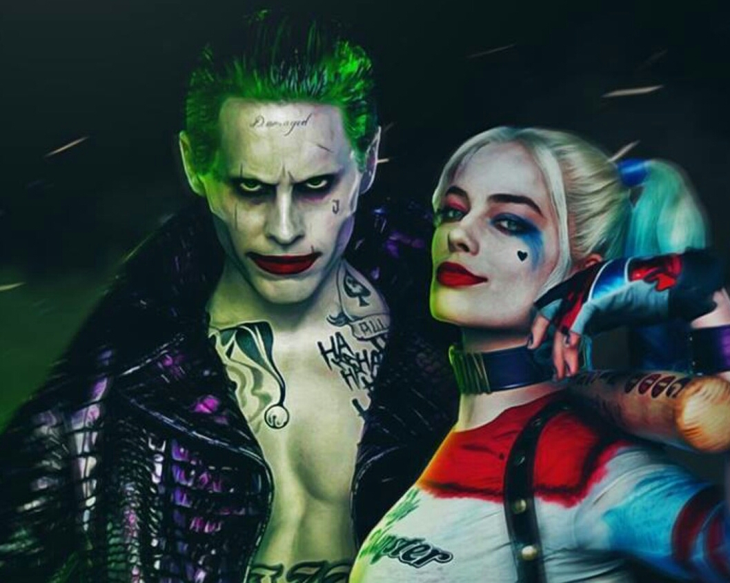 Warner Bros. Allegedly Developing A Harley Quinn and Joker Spinoff Movie.