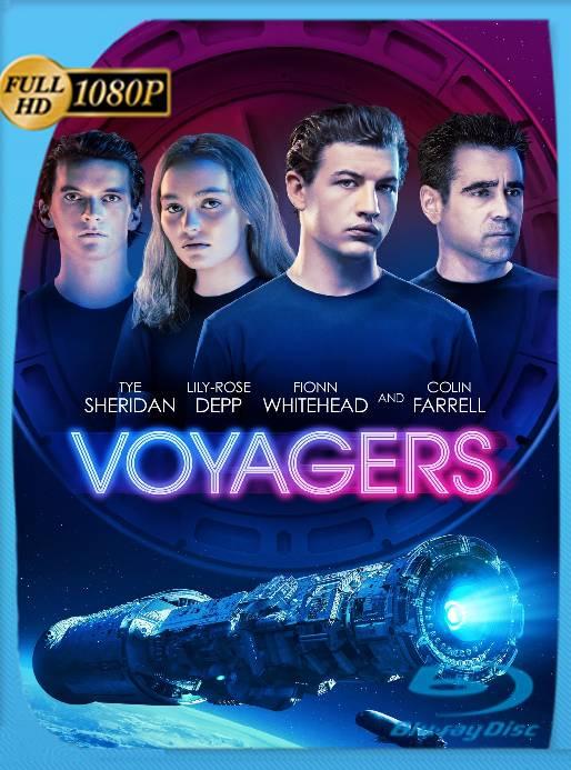 Voyagers (2021) BRRip 1080p Latino [GoogleDrive] Ivan092