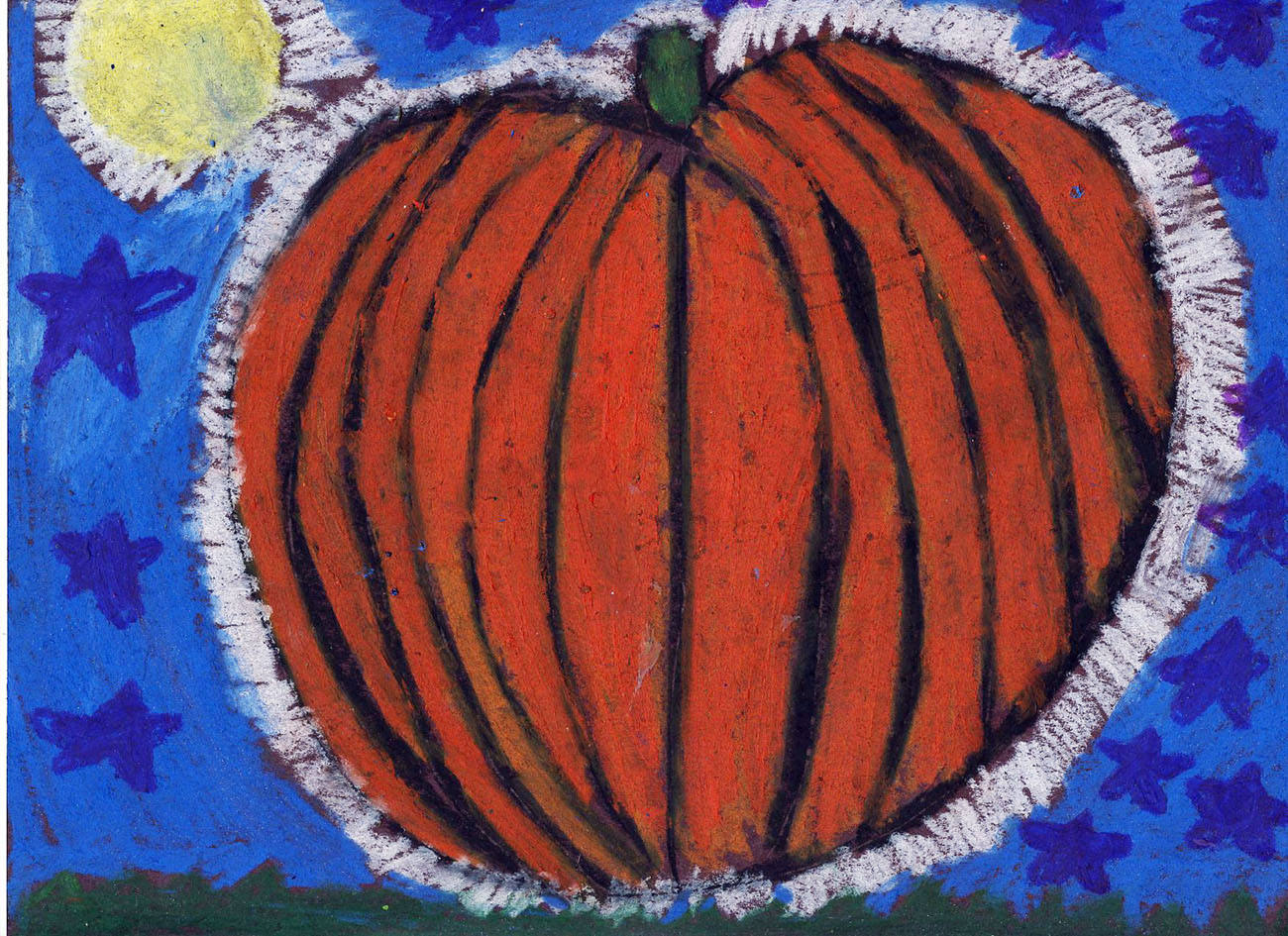 Pumpkin Art Projects Halloween Craft For 5th Graders