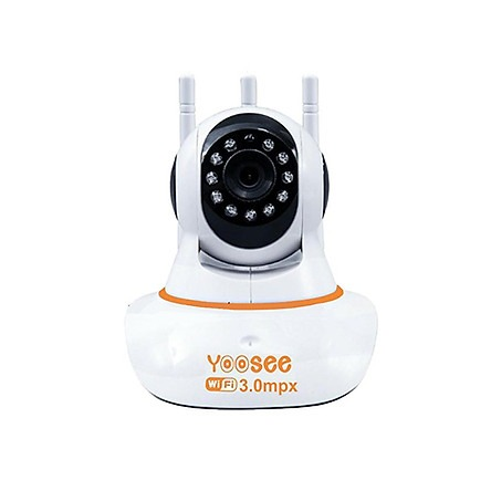 Camera Yoosee 3 Râu 3.0 Mpx chính hãng giá rẻ tại Bến Tre