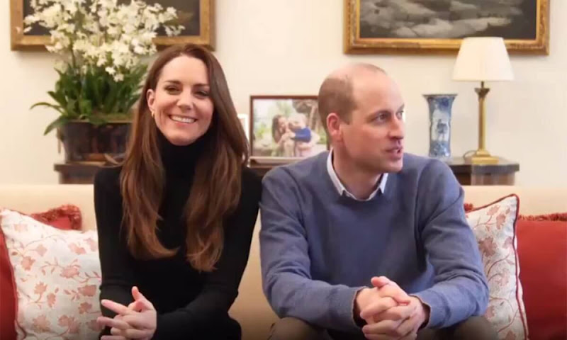 Kate Middleton launched her own YouTube channel. Princess Charlotte and Prince George