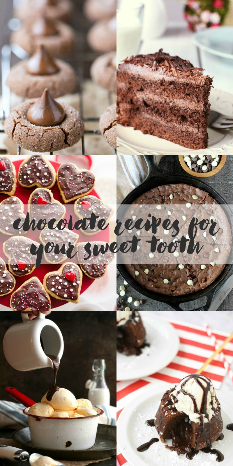 Chocolate Recipes For Your Sweet Tooth #feastndevour