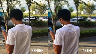 Cara Mengedit Background Foto Menjadi Blur Menggunakan Photoshop.