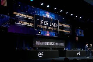 процессоры Tiger Lake