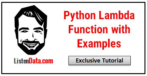 python lambda