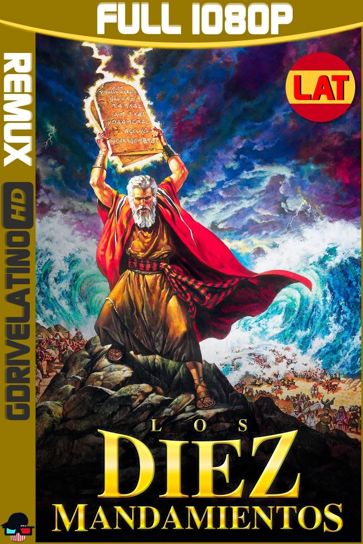 Los Diez Mandamientos (1956) BDRemux 1080p Latino-Ingles MKV