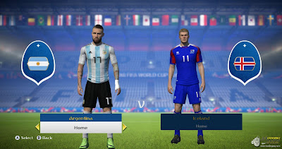 FIFA 15 ModdingWay Mod Update World Cup 2018 Edition