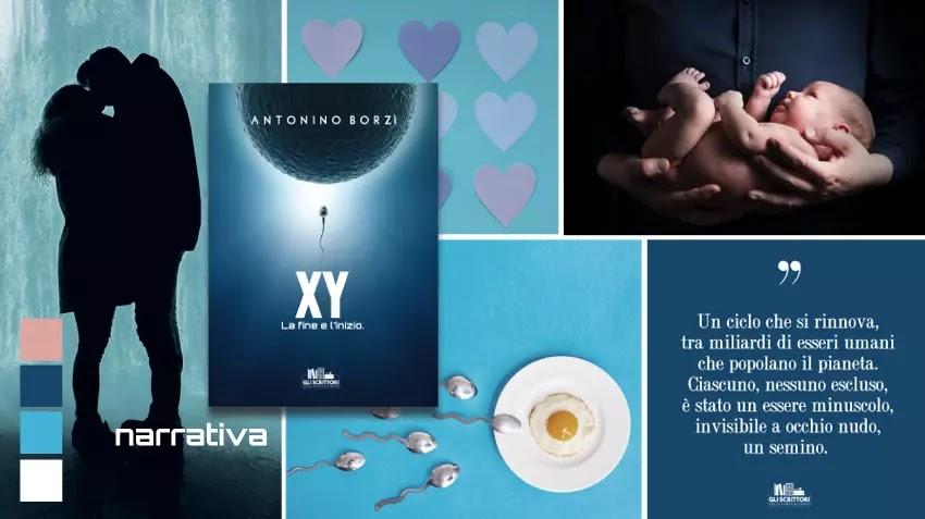 XY: La fine e l'inizio, il romanzo d'esordio di Antonio Borzì