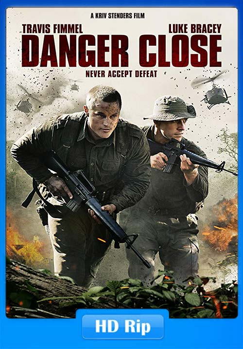 Danger Close 2019 720p WEBRip x264 | 480p 300MB | 100MB HEVC